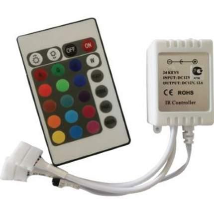 Контроллер Ecola 144W 12V 12A Rgb с ИК пультом Crs144Esb