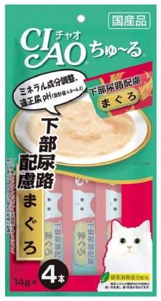 Лакомство для кошек Premium Pet Japan на основе желтоперого тунца 56 г SC-105