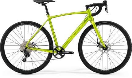 """Велосипед Merida CycloCross 100 2019 20.5"""" зеленый"""