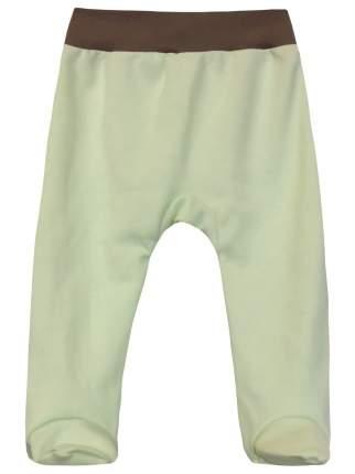 Ползунки КотМарКот Коала р.68 зеленый