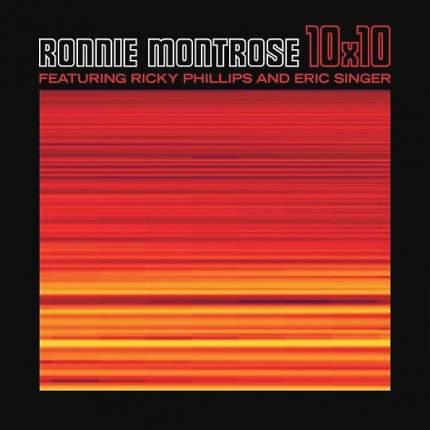 "Виниловая пластинка Ronnie Montrose  ""10x10 (LP)"""