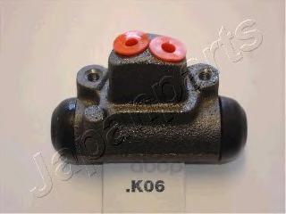 Цилиндр тормозной задний kia k2500 2.5d 93 Japanparts CSK06