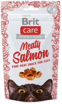Лакомство для кошек Brit Care Meaty со вкусом лосося 50 г