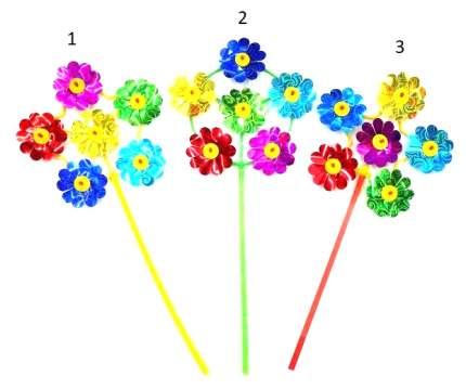 Ветрячок Shantou Gepai Цветы 17 см PW17 2