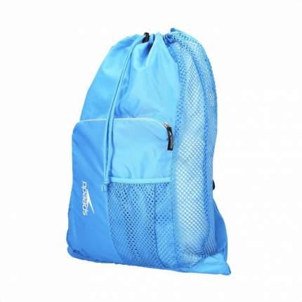 Рюкзак-сетка Speedo Deluxe Ventilator Mesh Bag голубой (5731)