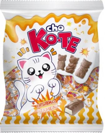 Конфеты Cho ko-te взрывная карамель 1 кг