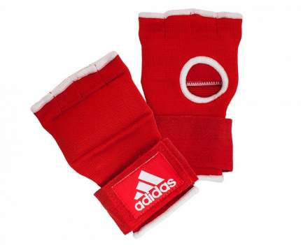Внутренние перчатки Adidas Super Inner Gloves красно-белые L