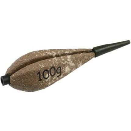 Грузило капля Mikado OMK-25S 100 г