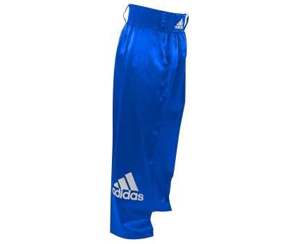 Брюки Adidas Kick Boxing Pants Full Contact, blue, 190