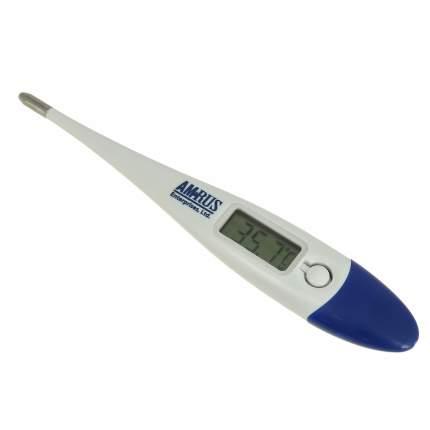 Термометр Amrus Amdt-10 электронный с цифровым дисплеем и полужестким наконечником