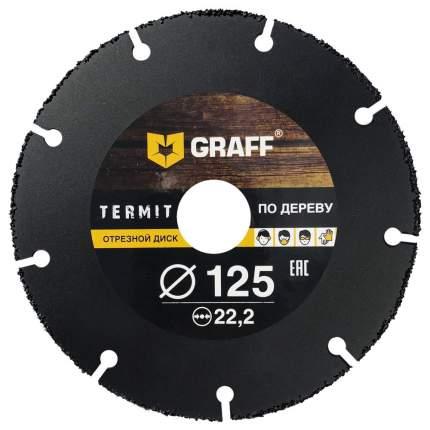 Диск пильный Graff termit125
