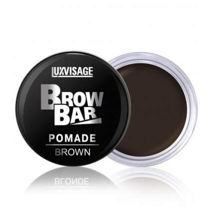 Помада для бровей Luxvisage Brow Bar тон 3 Brown