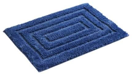 Коврик для ванной Grampus Fixsen GR-5001С Синий 45х65см