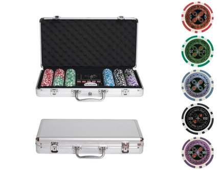 Набор для покера Partida Ultimate на 300 фишек