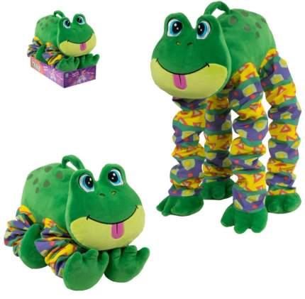 1 TOY Плюшевая игрушка Пружиножки. Лягушка Т13881