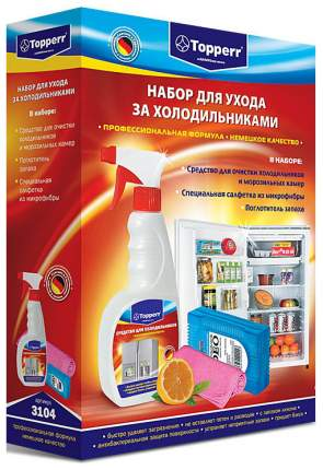 Набор чистящих средств Topperr 3104