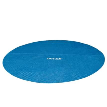 Обогревающее покрывало solar cover, диаметр 549 см  intex, арт, 29025, Интекс
