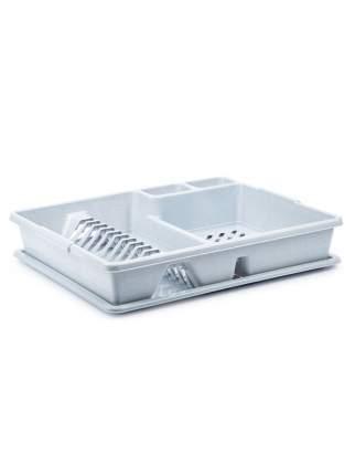 Сушилка для посуды Curver Серый 45x38x8,8 см