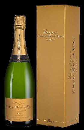 Шампанское Comtesse Marie de France Brut Millesime Grand Cru Bouzy, Paul Bara, 2006 г.