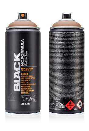 Аэрозольная краска Montana Black Frappe 400 мл