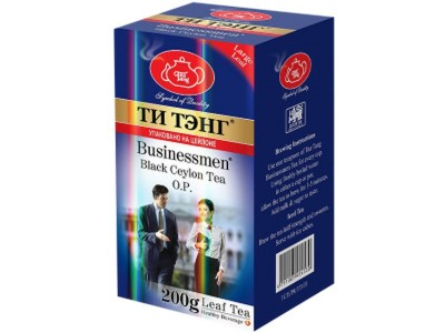 Чай весовой черный Ти Тэнг Businessman O.P. 200 г