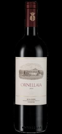 Вино Ornellaia Bolgheri Superiore, 2011 г.