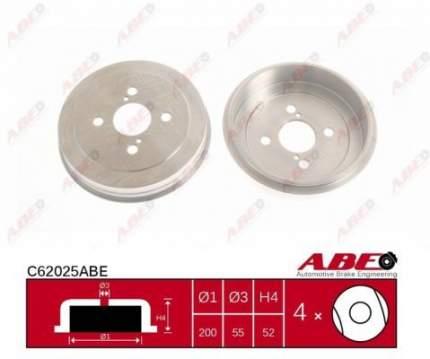 Тормозной барабан ABE C62025ABE