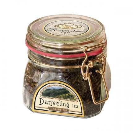 Чай весовой черный Ти Тэнг darjeeling в стекле 125 г
