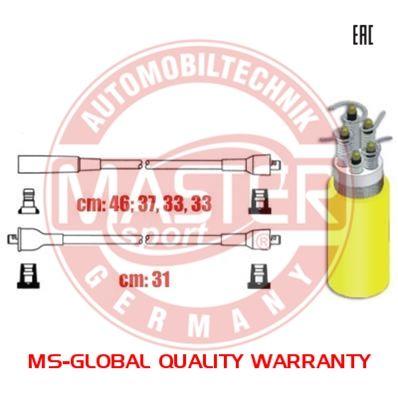Комплект проводов зажигания MASTER-SPORT 24-35-SET/5/-MS