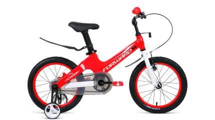 Велосипед Forward Cosmo 16 2019 красный