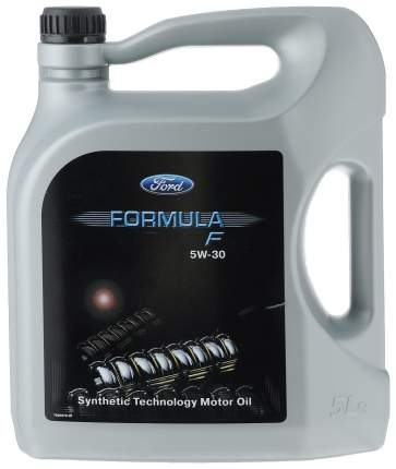 Моторное масло Ford Formula F/Fuel Economy HC 5W-30 5л
