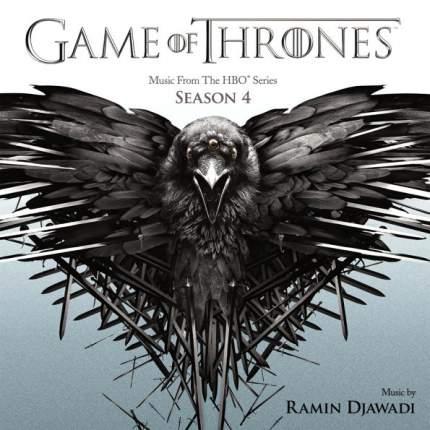 Soundtrack Ramin Djawadi: Game Of Thrones, Season 4 (CD)