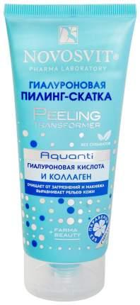 Пилинг для лица NOVOSVIT Aquanti Гиалуроновая 100 мл