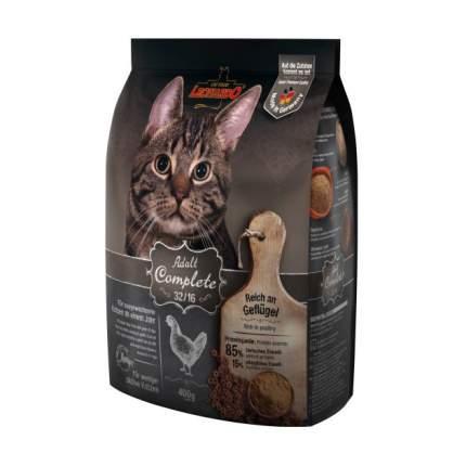 Сухой корм для кошек Leonardo Adult Complete 32/16, курица, 0,4кг