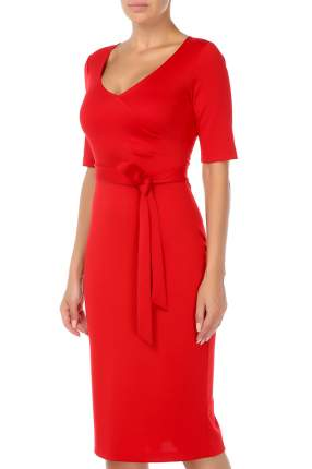 Платье женское Vittoria Vicci красное 44