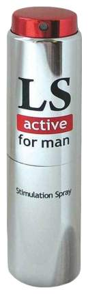 Спрей-стимулятор Биоритм Lovespray Active Man для мужчин 18 мл
