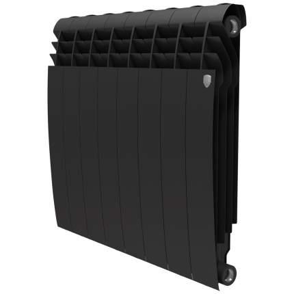 Радиатор биметаллический Royal Thermo BiLiner Noir Sable 574x480