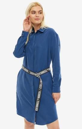 Платье женское URBAN TIGER 12.025523 синее L