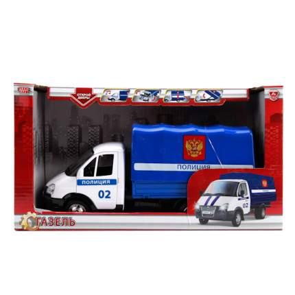 Полицейская Машинка Технопарк Газель Полиция