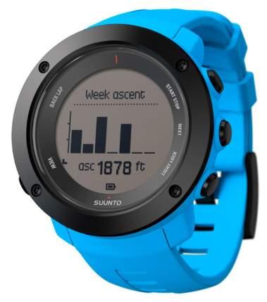 Смарт-часы Suunto Ambit3 Vertical HR голубые/черные