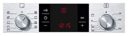 Встраиваемый электрический духовой шкаф Bosch HBC33B550 Silver