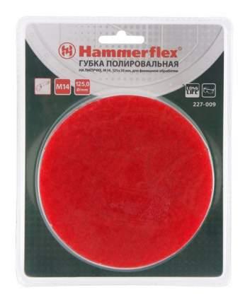 Губка полировальная Hammer Flex 227-009 PD (62185)