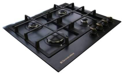 Встраиваемая варочная панель газовая Electronicsdeluxe TG4 750231 F-025 ЧР Black