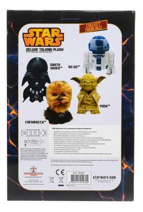 Мягкая игрушка Jakks Pacific Звездные войны R2-D2 38 см со звуком
