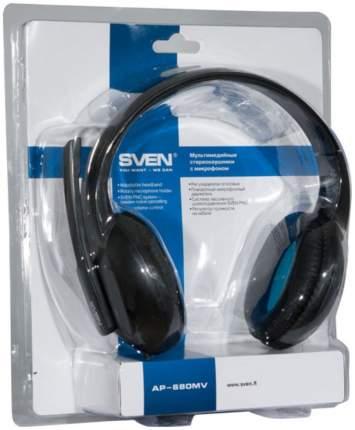 Игровые наушники Sven AP-680MV Black