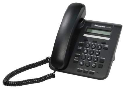 IP Телефон Panasonic KX-NT511PRUB черный