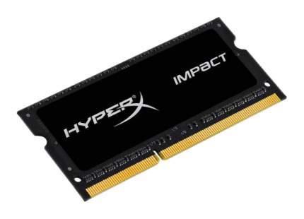 Оперативная память Kingston HyperX Impact HX316LS9IBK2/8