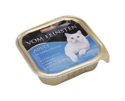 Консервы для кошек Animonda Vom Feinsten Adult, с лососем и креветками, 32шт по 100г