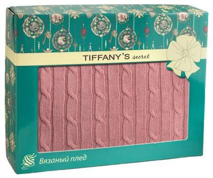 Покрывало TIFFANY'S secret малиновый фраппе 140х180