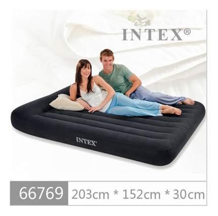Матрас-кровать Intex Надувной Ин Хом 152х203х22 см